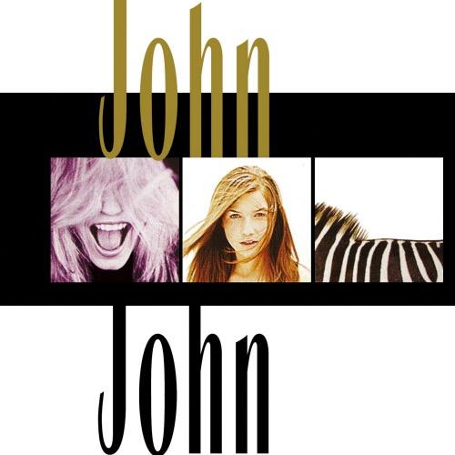 logo john john hair salon