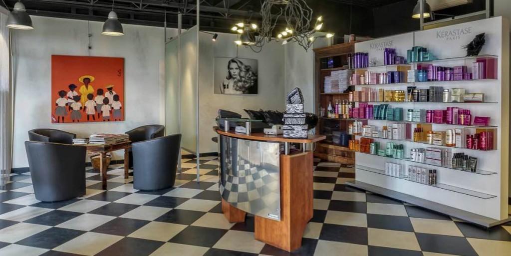 John John hair salon Curacao kapper kapsalon hairdresser