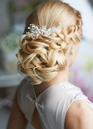 John John hair salon Curacao kapper bridal hair bruidskapsel