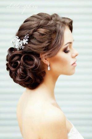 John John hair salon Curacao bridal hair