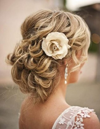 John John hair salon Curacao bridal hair